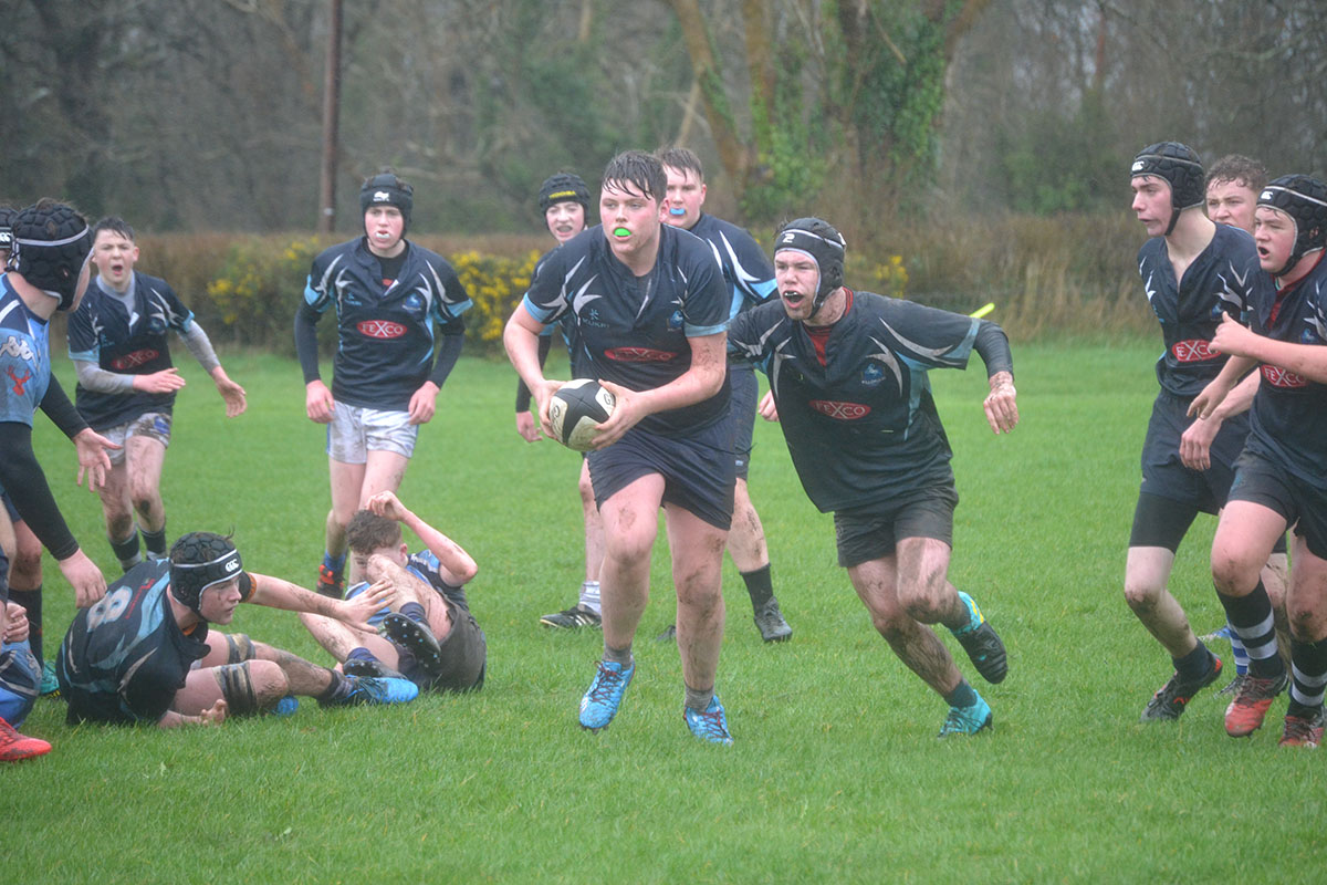 Killorglin Rugby U16s