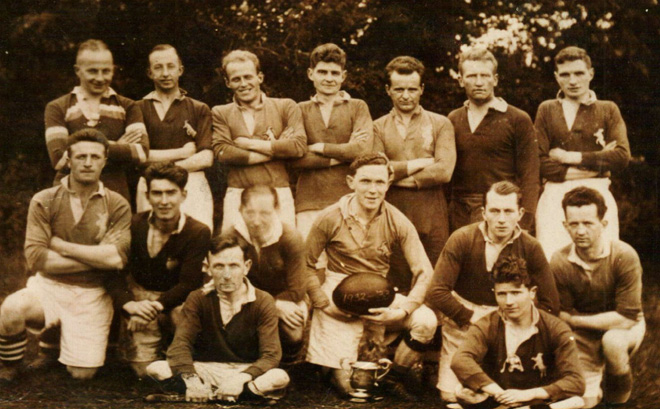 Killorglin RFC History