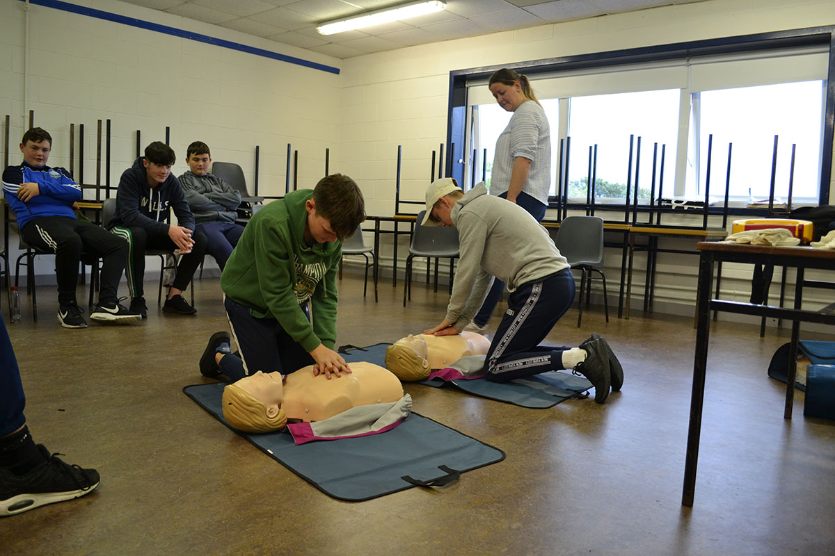 Player First Aid Course