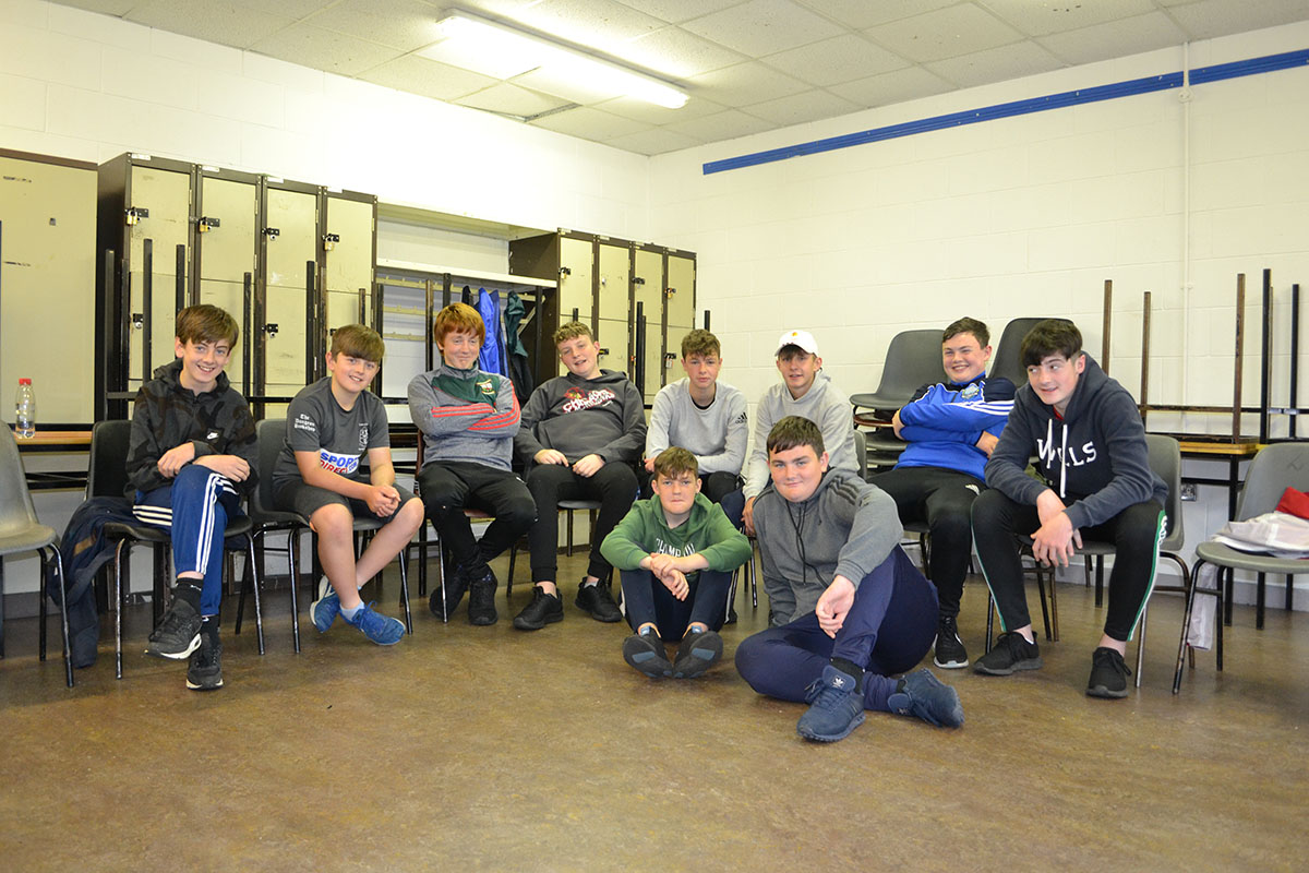 Killorglin RFC Players First Aid Course