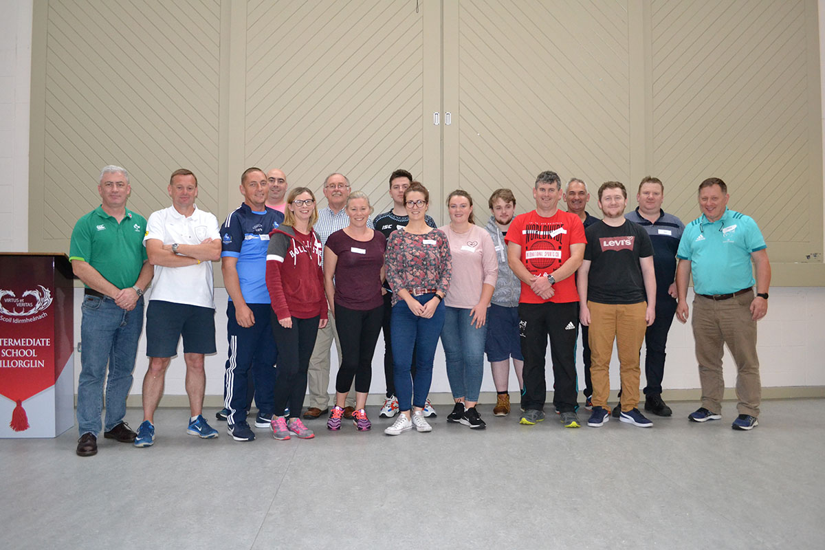 IRFU Safe Rugby Course Killorglin
