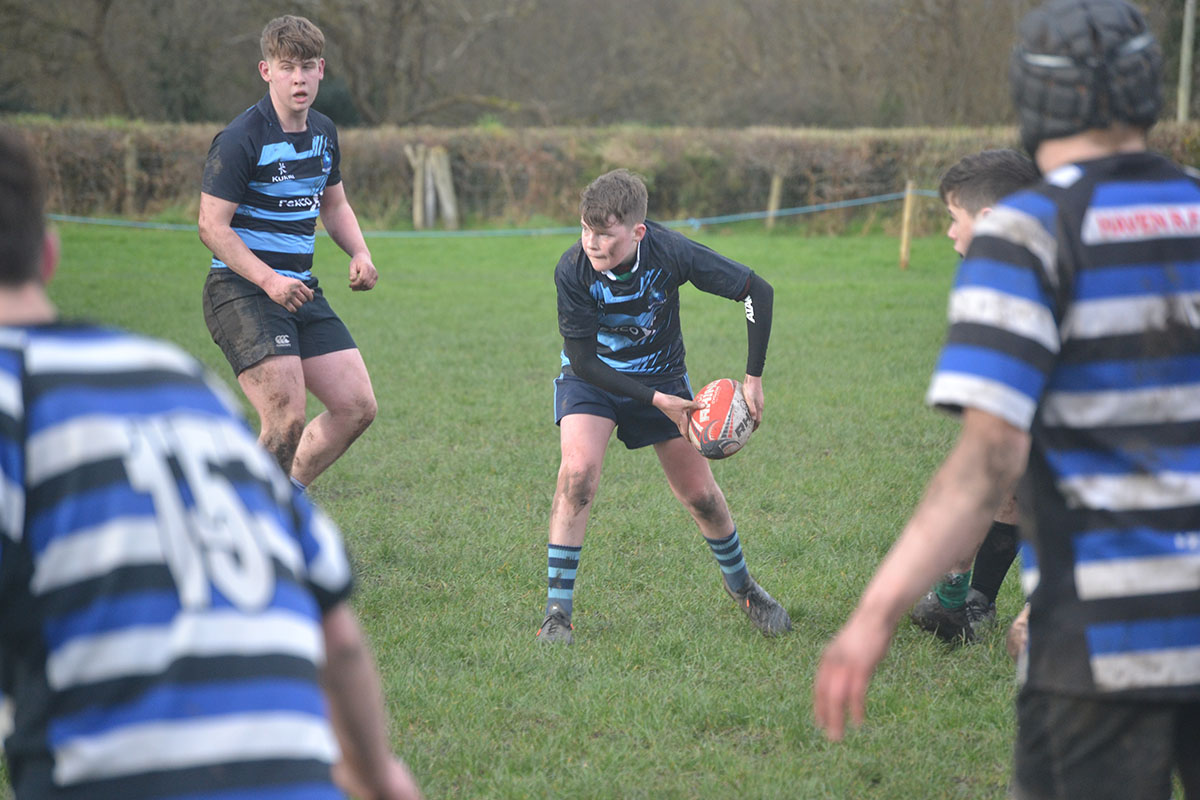 Killorglin Rugby U16