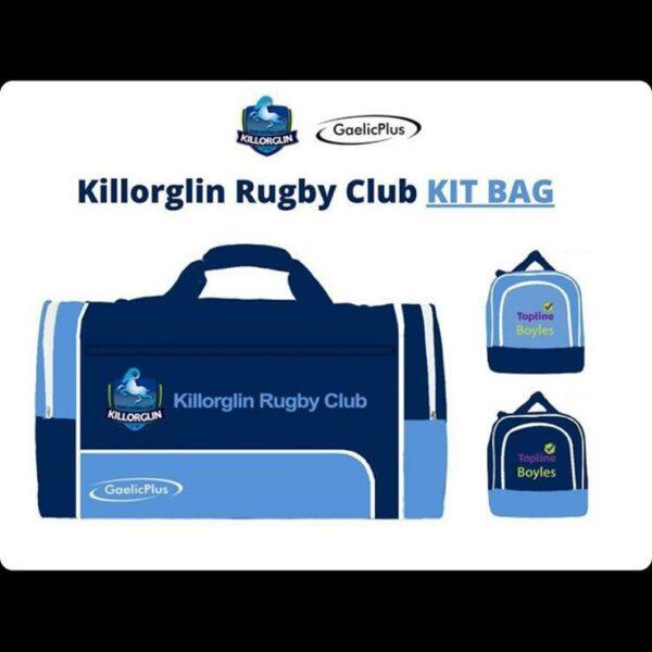 Killorglin RFC Gear Bag